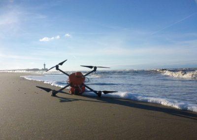UAS – onbemande minihelikopter