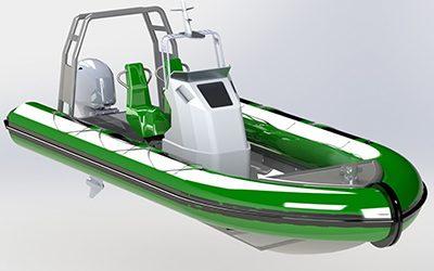 Subsidie aangevraagd voor ontwikkeling schone coachboot
