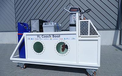Coachboot op waterstof belangrijke stap dichterbij