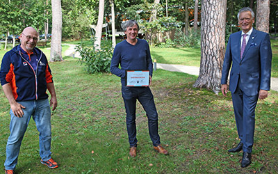 Sailing Innovation Centre gecertificeerd